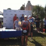 Bill Lombardi, Naples Olympic Triathlon Age Group Winner