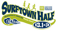 HMF Surftown Half Marathon and 5K