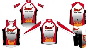 HEAT Custom Champion Gear for Spring 2012