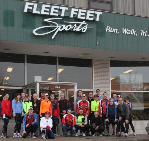 4th Annual HEAT Raffle Run @ Fleet Feet Sports | West Hartford | Connecticut | United States