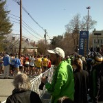 Boston Marathon 2011 Start - Hopkinton