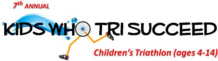 Kids Who Tri Succeed Triathlon for Kids