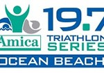 Amica Ocean Beach Triathlon 2012