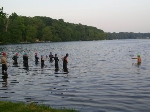 2014 Open Water Swim Clinic with Jeff Stuart @ Lake Terramuggus | Marlborough | Connecticut | United States