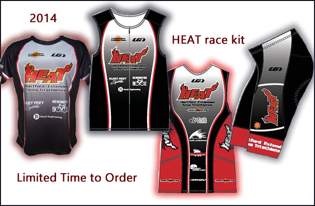 2014 HEAT race kit