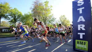 HMF Shamrock Duathlon @ Glastonbury High School | Glastonbury | Connecticut | United States