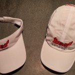 HEAT hats and visors availabe in the store