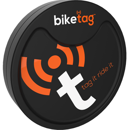 BikeTag, available to HEAT members at a discount